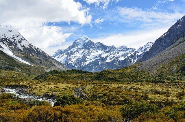 You are currently viewing המקומות הטובים ביותר לביקור בניו זילנד